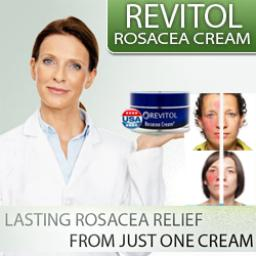 Revitol Rosacea Cream The Ultimate Topical Solution For Rosacea Is Finally Available With One Month Extra Supply