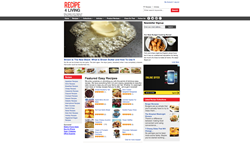 Recipe4Living Homepage