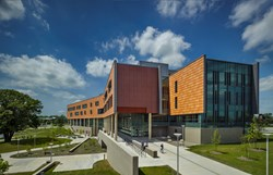 Oakland University's Human Health Building