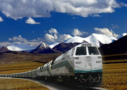 It is a lifetime journey to enjoy a train ride through the vast and mysterious area of the world of tundra, frozen and not, distant mountain peaks, unspoiled lakes and villages.