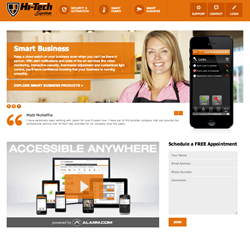 HiTechFlorida.com by Nate Long Marketing