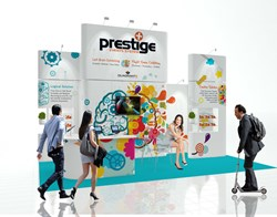 exhibition stands at Marketing Week
