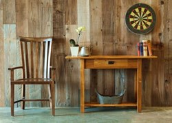 Reclaimed Wood Furniture San Rafael