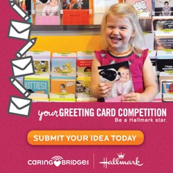 Caring Messages Card Contest