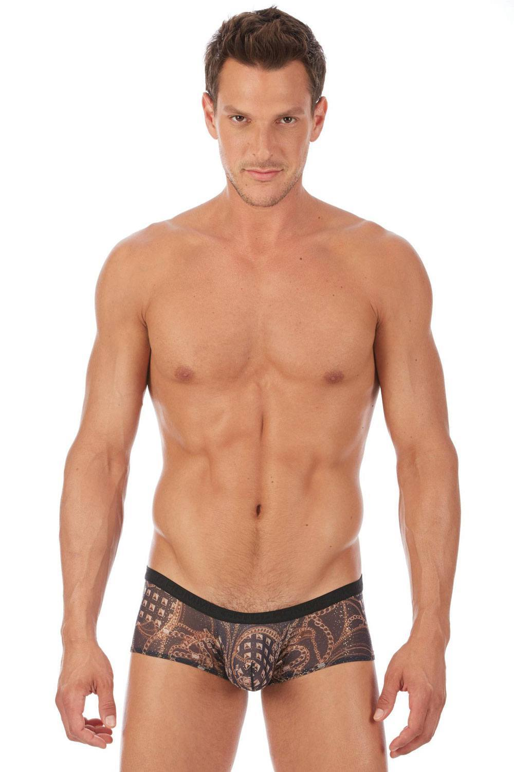 Boxer noir pour homme Nero - Boxer Homme/Boxers en microfibres - Maxim'Hom See more. Lingerie for men Sexy Lingerie Hommes sexy Shorts with tights Hot Pants Boxers HERRIN Trousers Latex. Black Level Lack Herren Pants, schwarz, M, 1 Stück Find this Pin and more on Boxer homme .