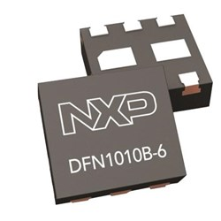 NXP DFN1010B-6 (SOT1216) package