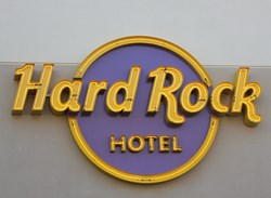 Hard Rock Hotel in Palm Springs