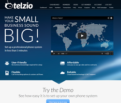 Telzio Rolls Out Small Business VoIP Phone Plans Starting at $1/Month
