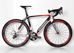 Stradalli RP14 Carbon Bike with Shimano Dura-Ace and Vento 50mm Wheels