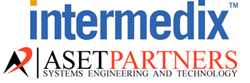 ASET Partners & Intermedix Logos