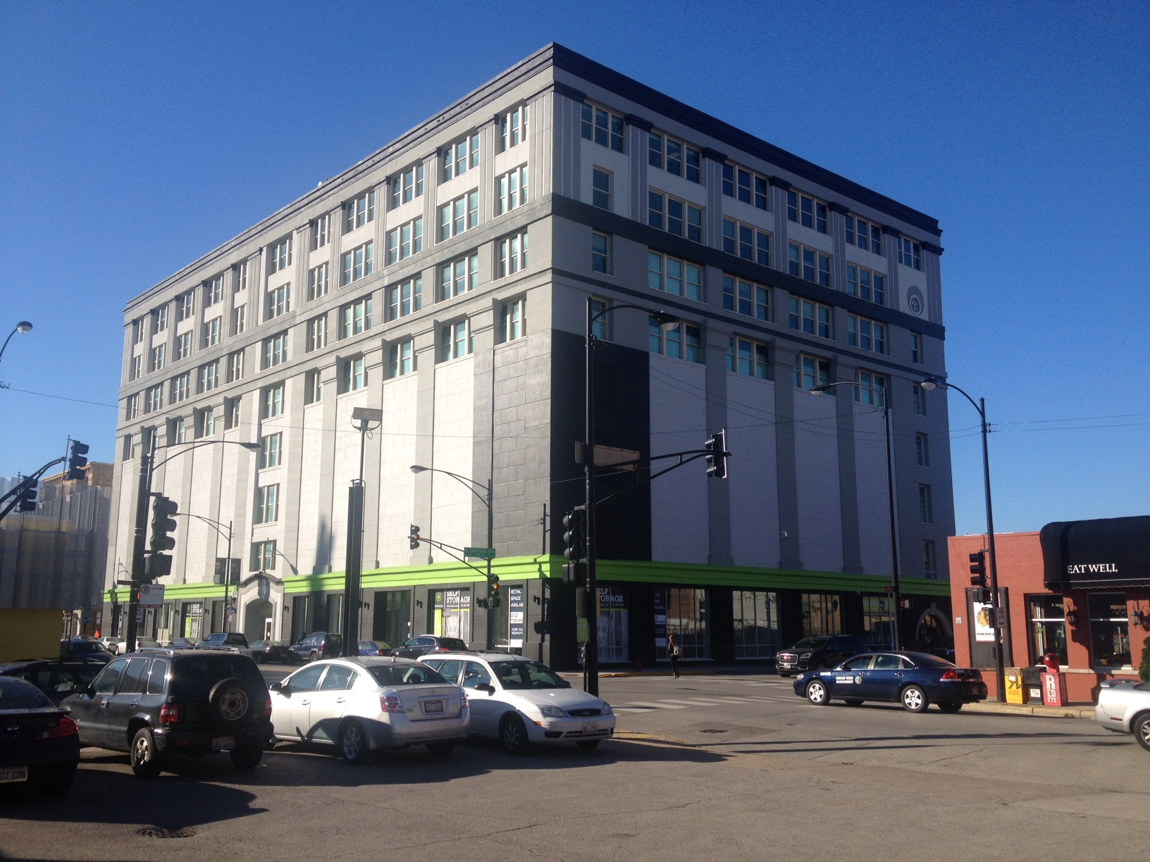 LifeStorage Opens West Loop Location In Historic Chicago Area