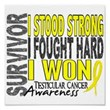 cancer survivor | fight for the cure | stand up to cancer | carter plumbing | carters my plumber