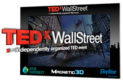 Custom TEDxWallStreet Glasses-Free 3D Content