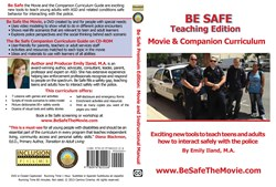 Activities, Resources and Materials bring home the messages of BE SAFE the Movie