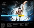 Project6 Designs 2013 Silver Davey Awards Winning Leisure Sports Website