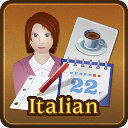 Italian In A Flash icon