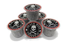 Death Cups Stacked