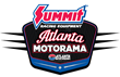 Summit Racing/BIGFOOT® and Trick Flow/BIGFOOT® Monster Trucks Crush Cars at the Summit Racing Equipment Atlanta Motorama