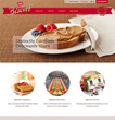 Project6 Design's 20th Annual Communicator Awards Winning Biscoff Website