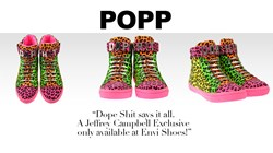 An Envi Shoes + Jeffrey Campbell Exclusive