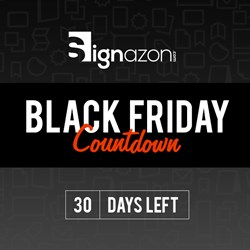Holiday Countdown - Signazon.com