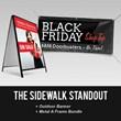 Sidewalk Standout - Signazon.com