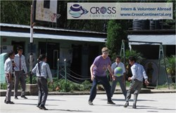 International Internships and Volunteer Abroad Programs in Sports Education: Teaching Basketball in Nepal