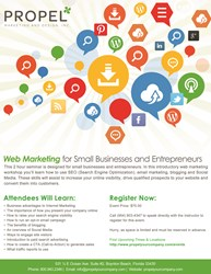 South Florida Web Marketing Workshop