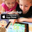 Fairlady Media Launches Grandma Loves Bugs for iPhone, iPad and iPod touch