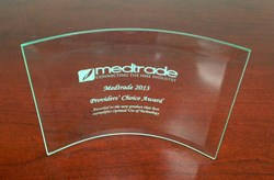 Medtrade 2013 Providers' Choice Award