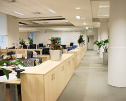 Outsource2india Office Space