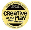 The Urban Canvas Mod House wins Creative Play of the Year Award.