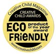 The Urban Canvas Mod House wins Eco-Friendly Product of the Year award.