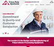 Industry-leading Manufacturer Trico Poly Systems Launches Revamped Website