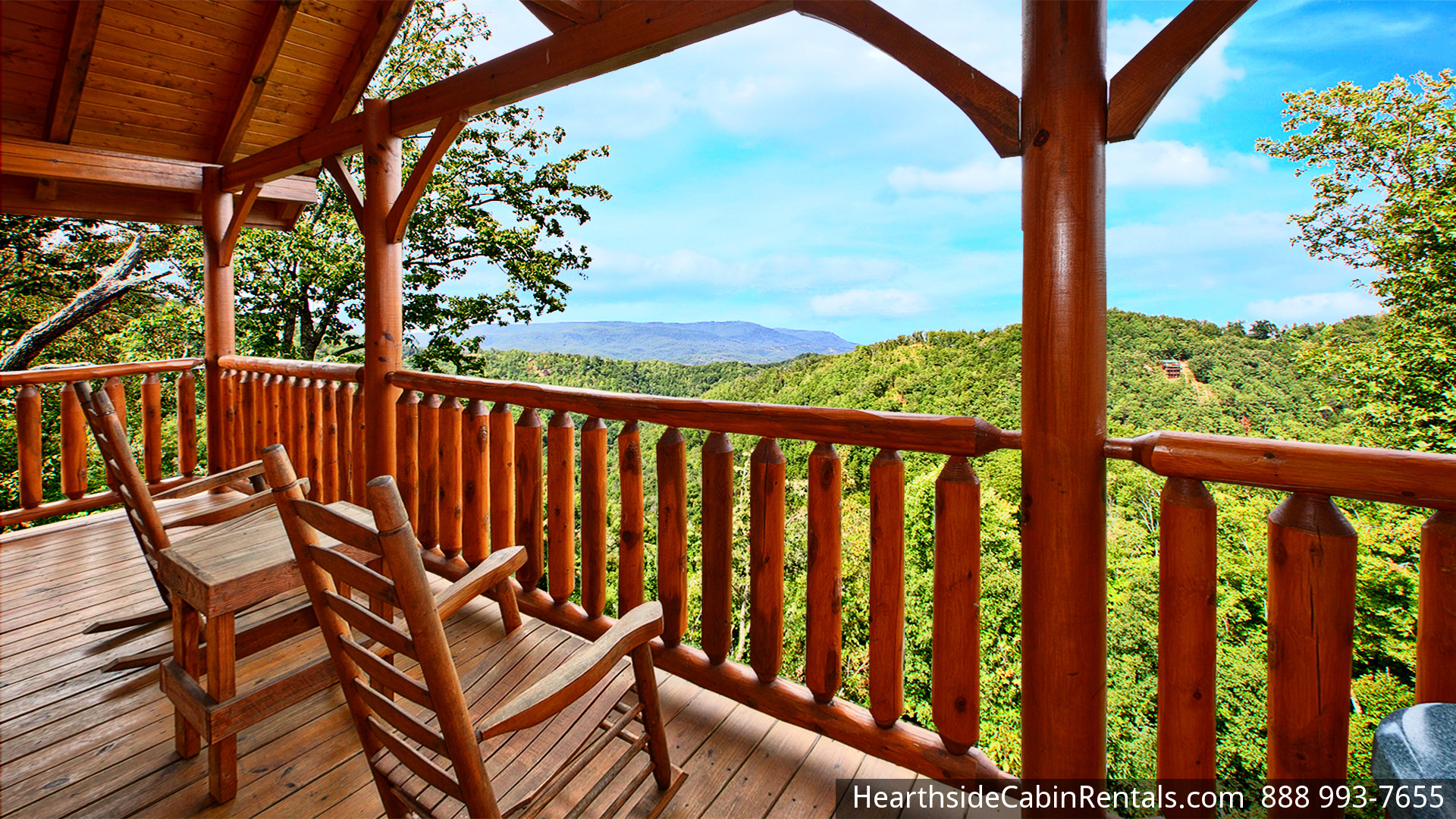 Superieur Guests Visiting The Great Smoky Mountains National Park Will Enjoy The  Unparalleled Panoramic Views Hearthside Cabin Rentalsu0027 Pigeon Forge And  Gatlinburg ...