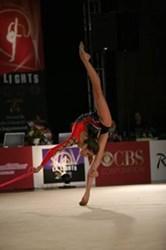 LA Lights Rhythmic Gymnastics Tournament, LA Lights, Rhythmic Gymnastics, Los Angeles School of Gymnastics