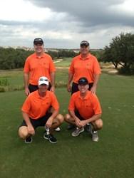 Shannon Schmitz Group Golf Team, Spanish Oaks, Fore the Children, Austin Childrens Shelter