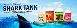 Better Life's founders Tim Barklage and Kevin Tibbs will be on ABC's Shark Tank Friday Nov 1st at 9 PM EST