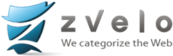 zvelo, Inc. official logo