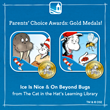 Two Oceanhouse Media Digital Book Apps Win Parents' Choice Gold Award
