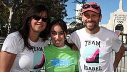 Highland Hall Waldorf School, an independent school in Northridge participates for Team Isabel
