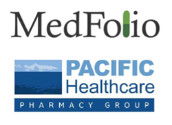 MedFolio LLC partners with Pacific Healthcare Pharmacy Group