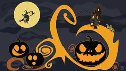 Halloween, Blinds, Child, Discounts