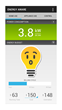 Wattson app shows real-time energy consumption