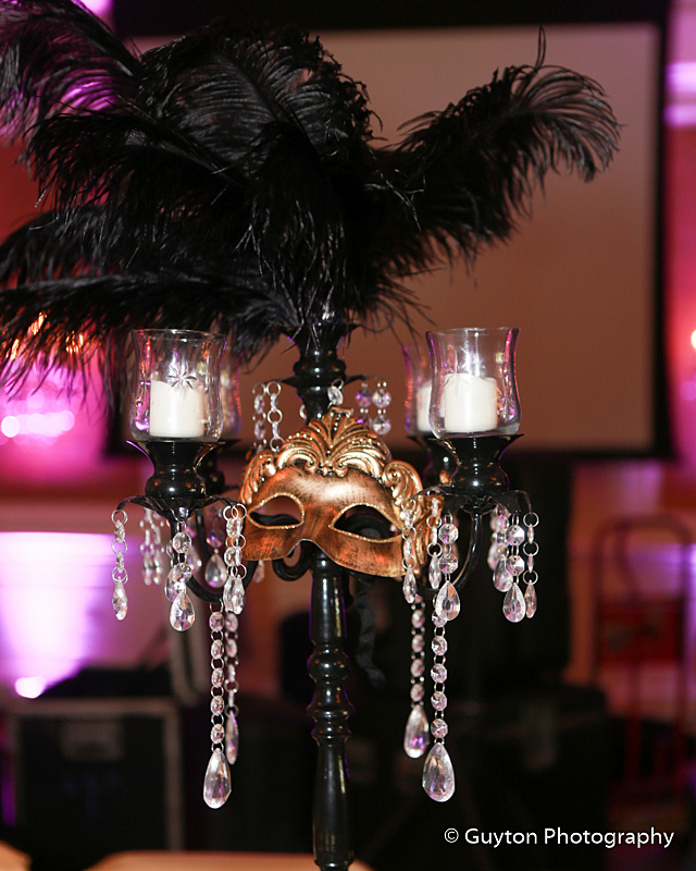 Masquerade centerpieces for cake ideas and designs