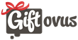 Giftovus Logo in 600px by 309px png