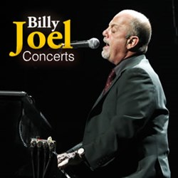 Billy Joel Concert Tickets For Three New Madison Square Garden