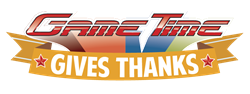 GameTime Gives Thanks