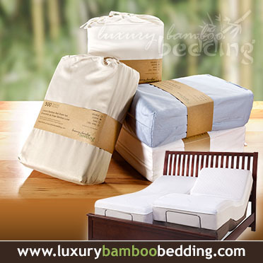 Luxury Bamboo Bedding Announces The Introduction Of Bamboo