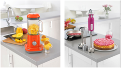 K Mix appliances from Boardmans to brighten up your kitchen this summer.